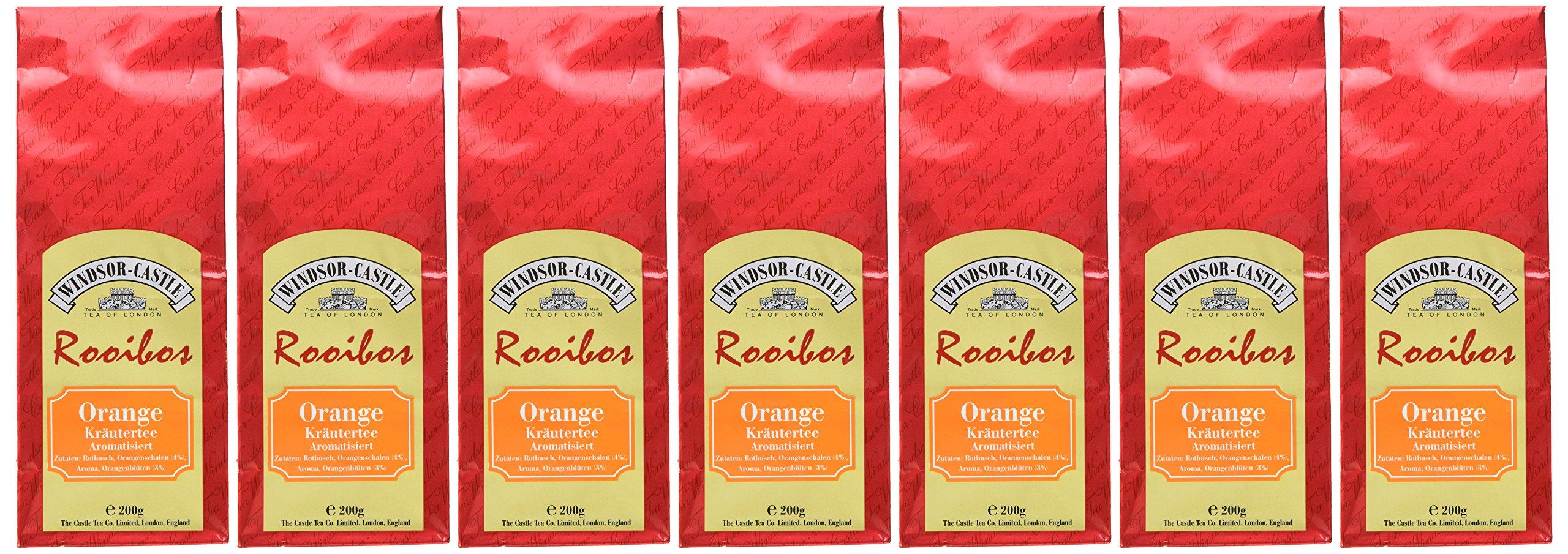 Windsor-Castle-Rooibos-Orange-7er-Pack-7-x-237-g