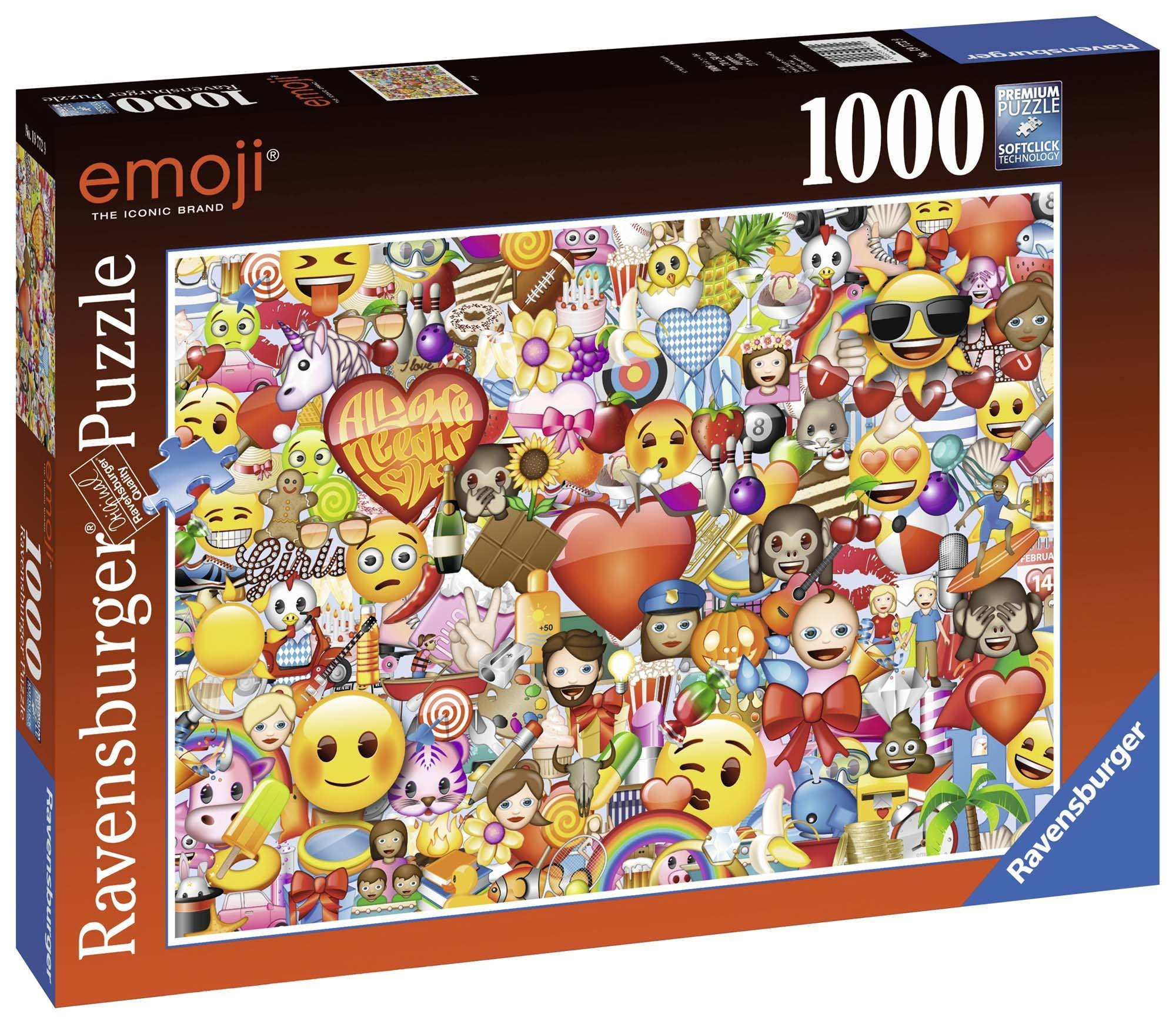 Ravensburger-19772-Emoji-Puzzle