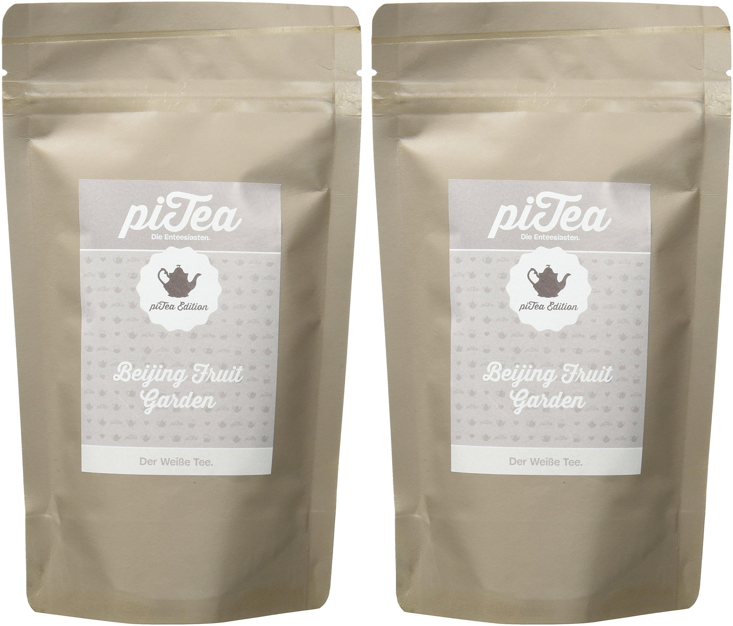 Pi-Tea-Beijing-Fruit-Garden-Tte-Weier-Tee-natrlich-und-vegan-2er-Pack-2-x-75-g