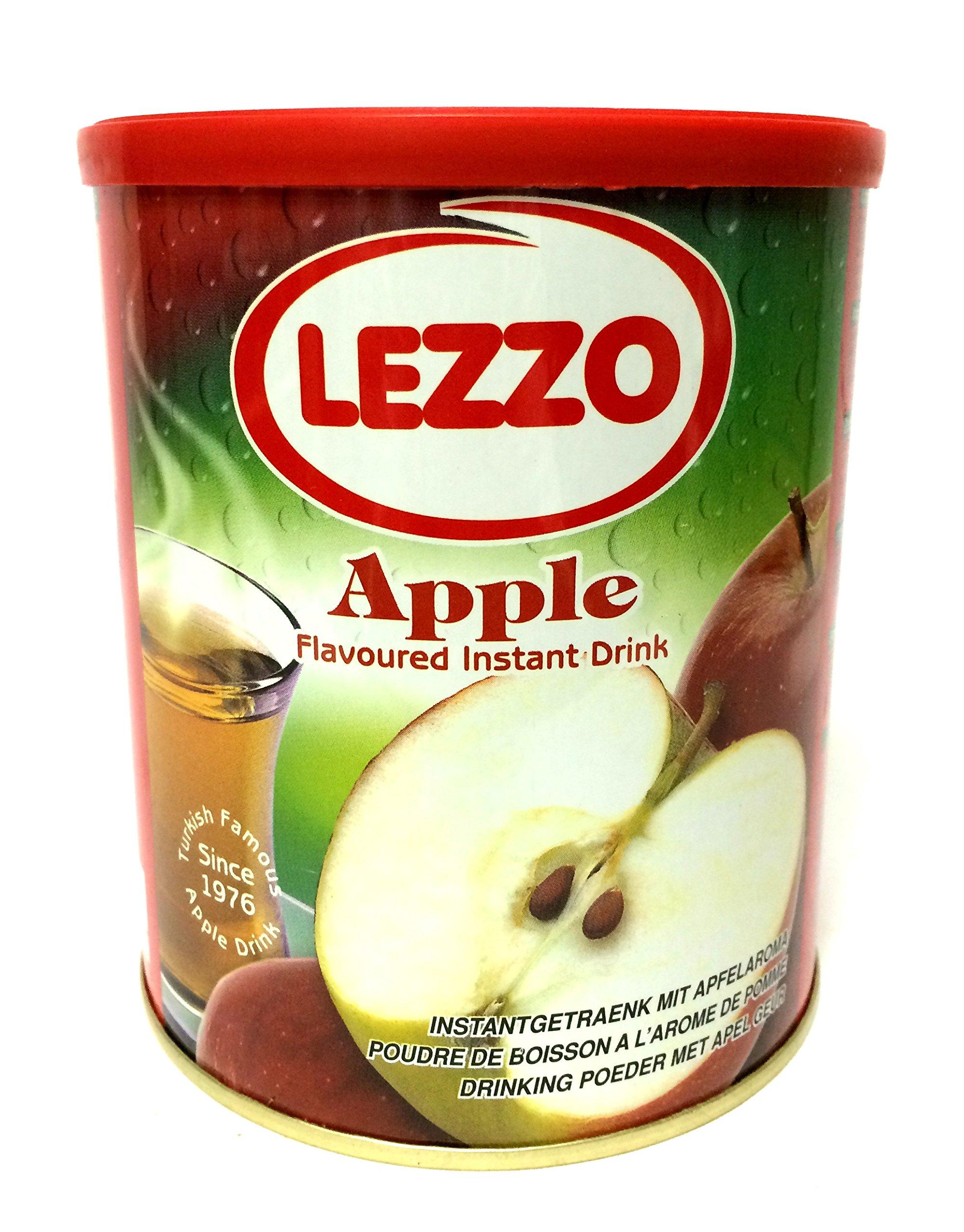 4-x-700g-Lezzo-Instantgetrnk-mit-Apfelgeschmack