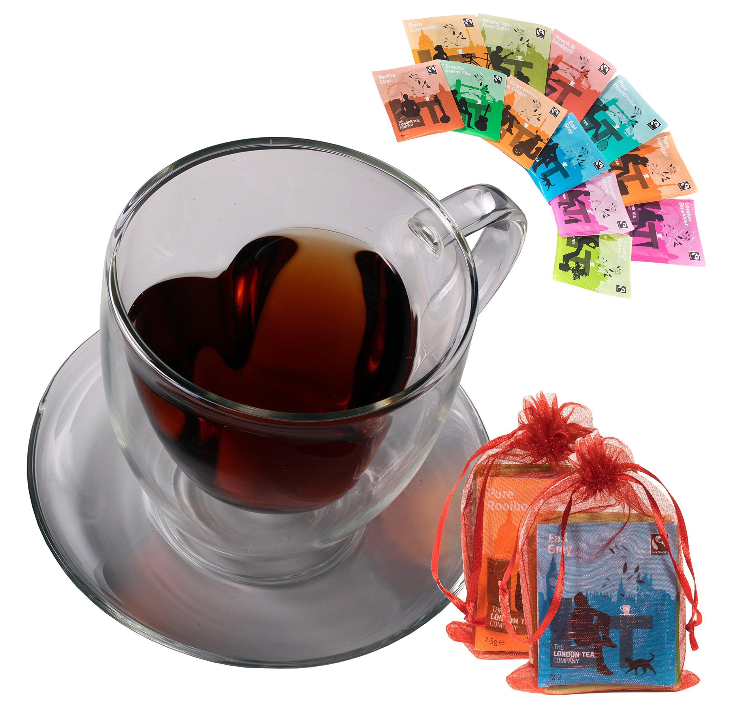 bedida-Tee-GESCHENKSETS-350ML-DOPPELWANDIGE-Herzform-GLASTASSE-als-Probier-und-Geschenkset-350ml-Doppelwandtasse-mit-Herz-innen-mit-Tee-oder-Teeblumen