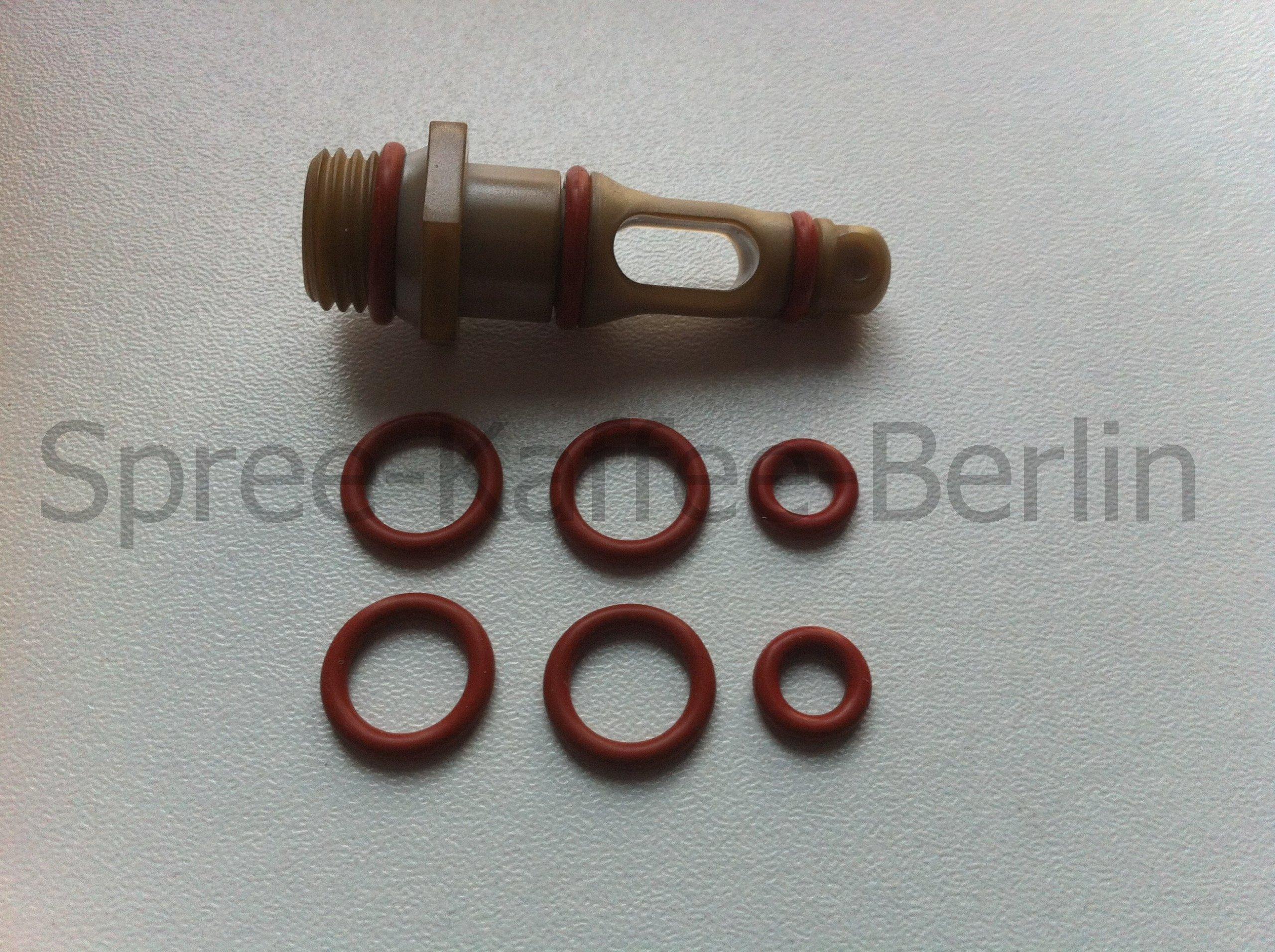 SKB-Dichtungs-Set-AuslaufventilSupportventil-geeignet-fr-Saeco-Spidem-Kaffeevollautomaten-Set-56