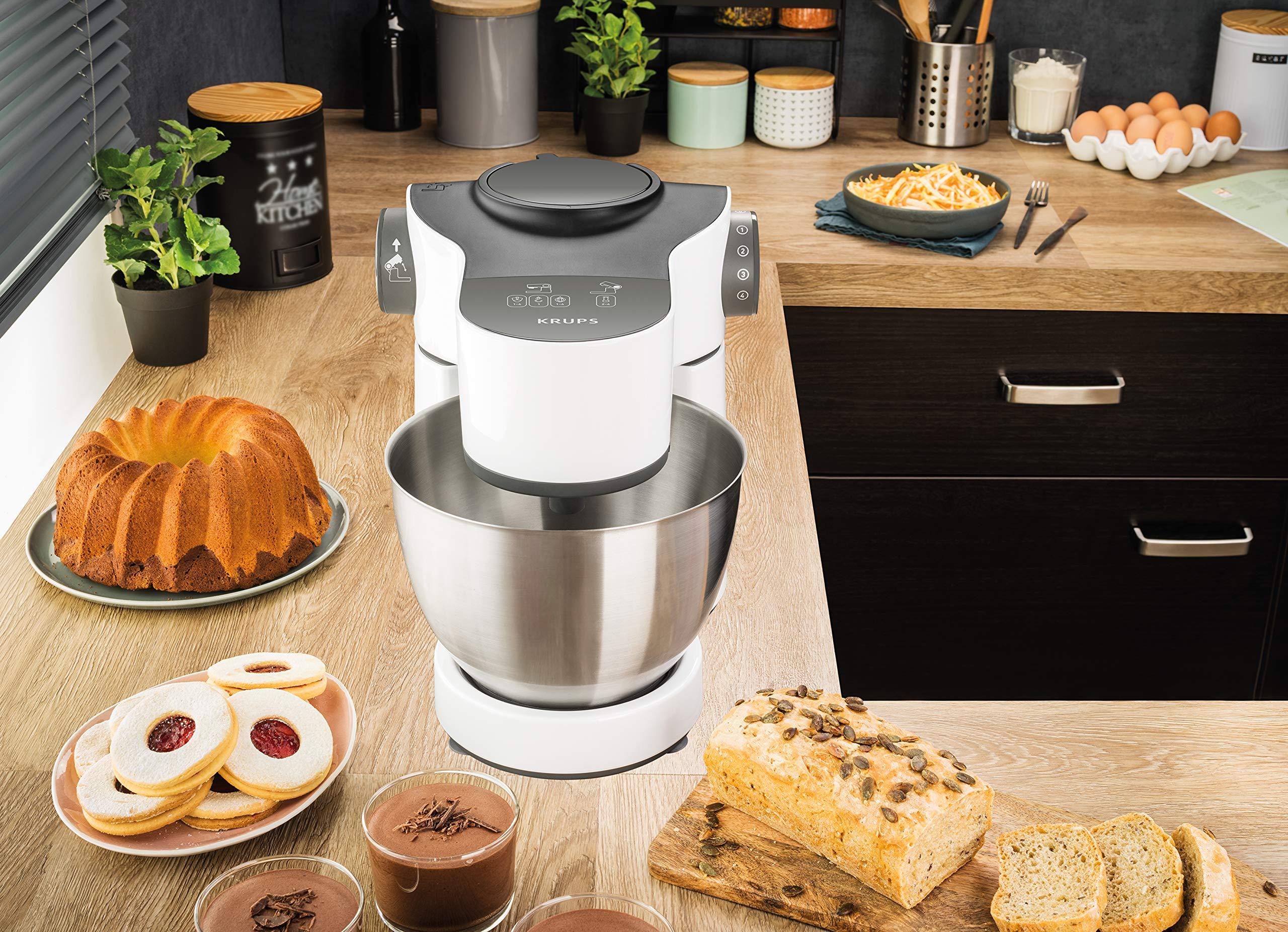 Küchenmaschine Mit Schnitzelwerk 2021