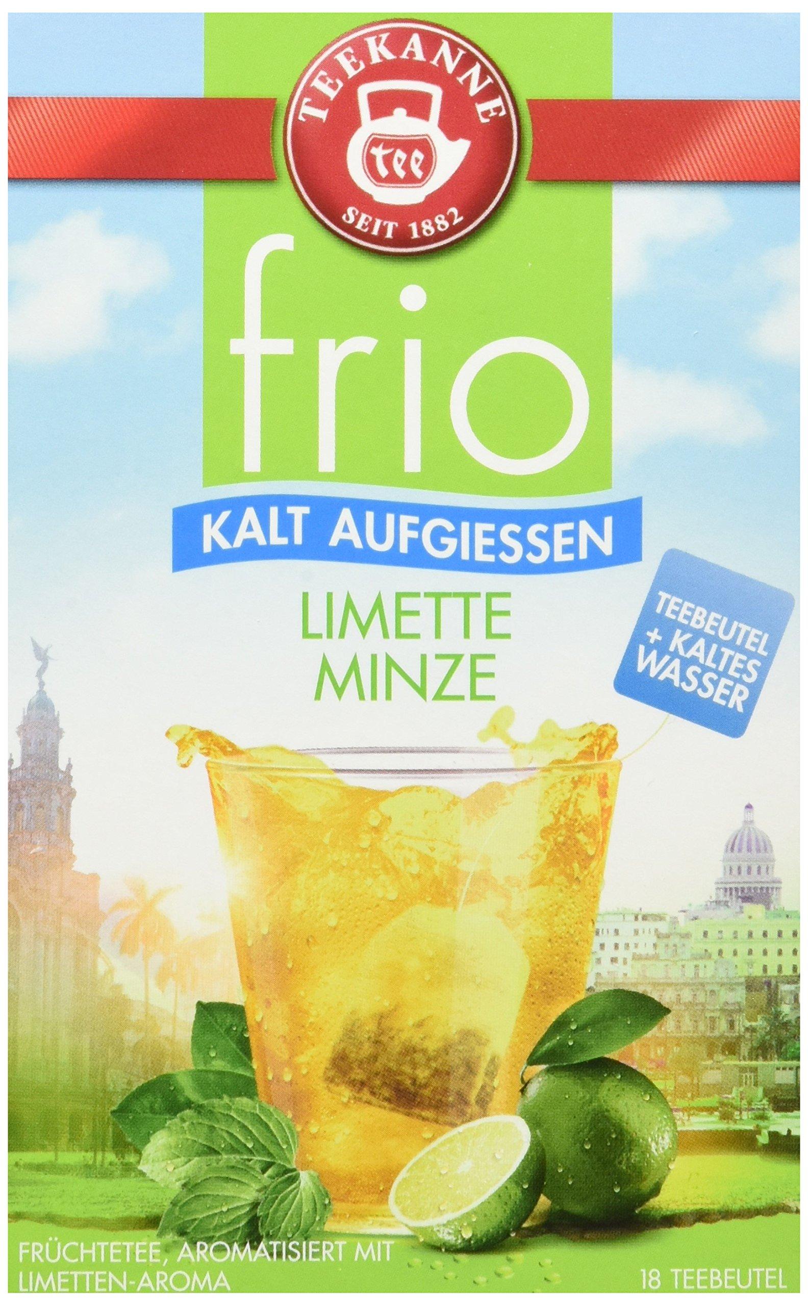 Teekanne-frio-Limette-Minze-5er-Pack-5-x-45-g