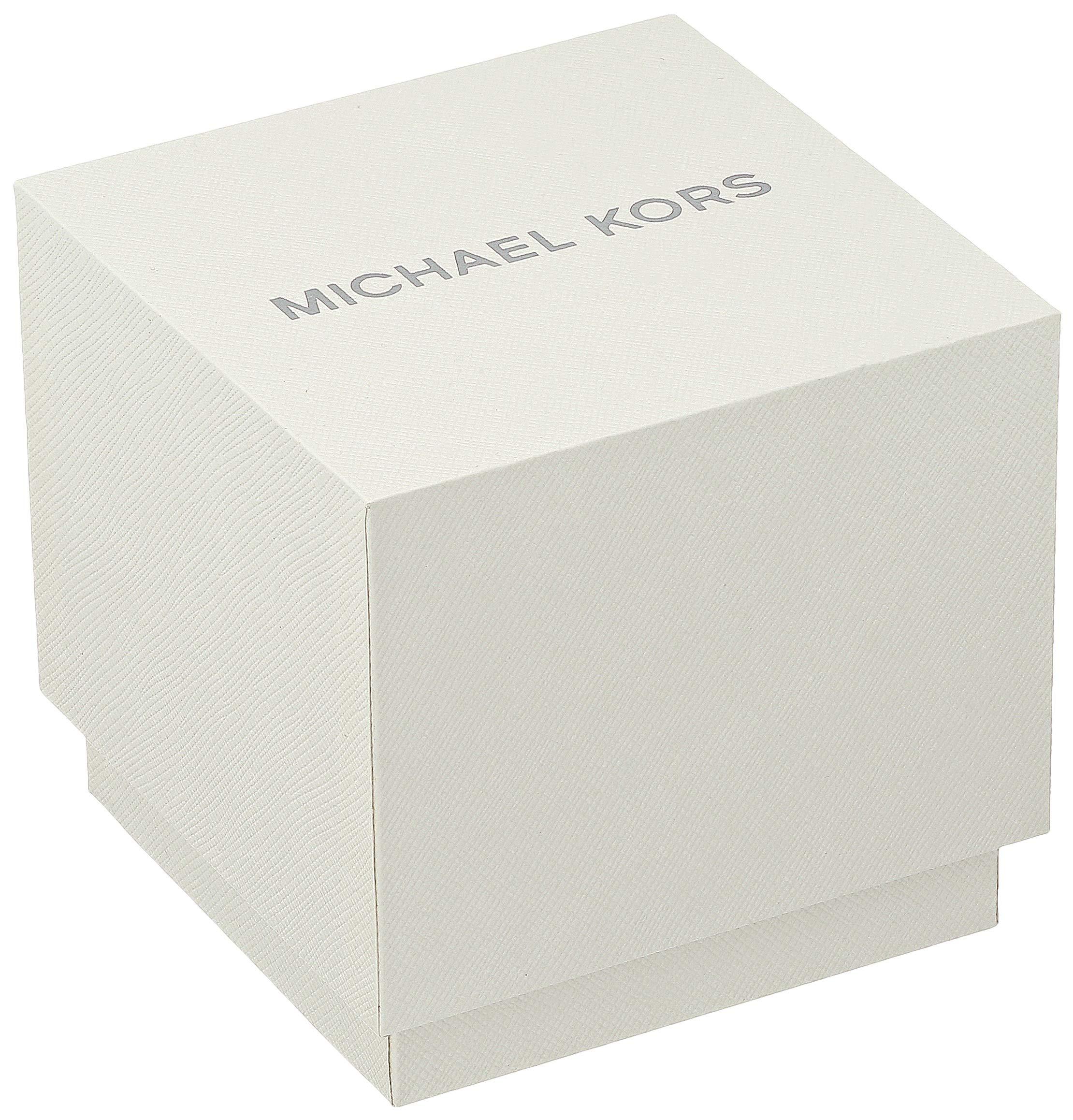 Michael-Kors-Damen-Analog-Quarz-Uhr-mit-Edelstahl-Armband-MK3981