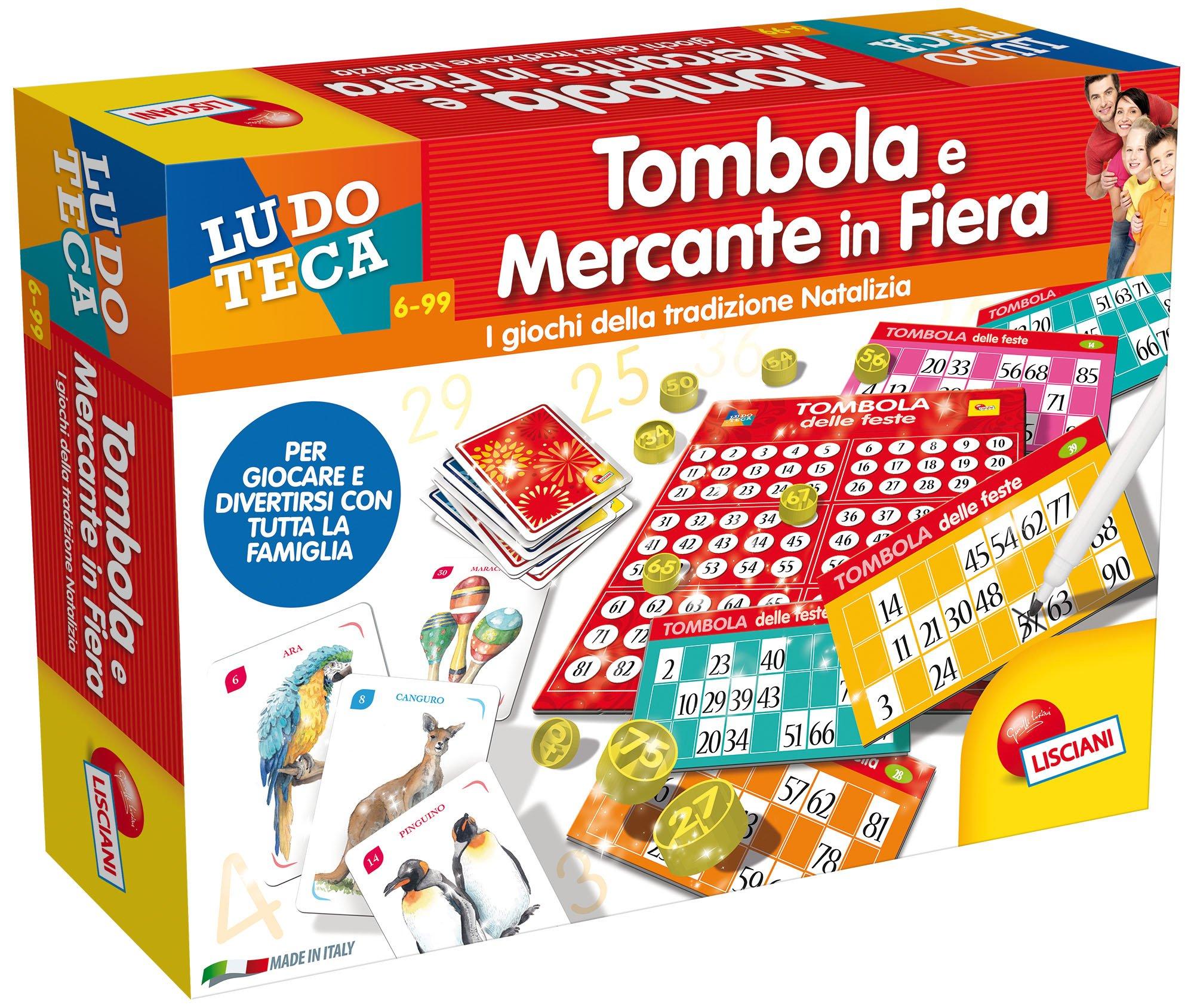 Unbekannt-Lisciani-Spiele-57016–Ludothek-Tombola-Mercante-in-Fiera