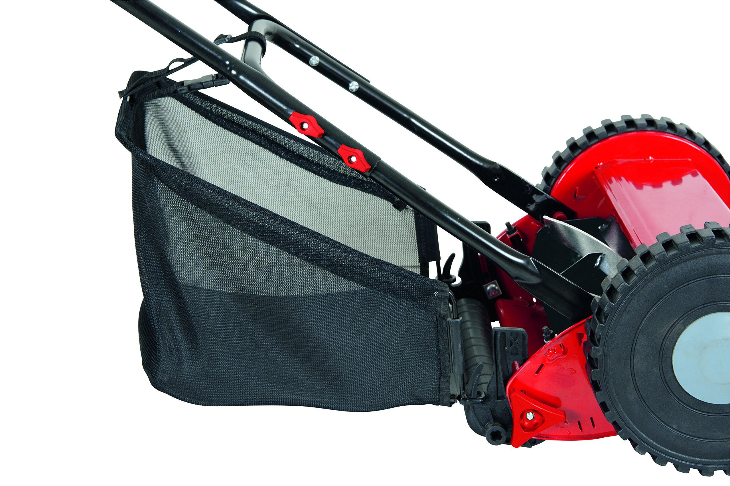 Grizzly-Hand-Rasenmher-Spindelmher-Handbetrieb-HRM-300-3-30-cm-Schnittbreite-stufenlose-Hhenverstellung-wartungsfreie-Messerwalze-umweltschonend-geruscharm-inkl-18-Liter-Fangsack