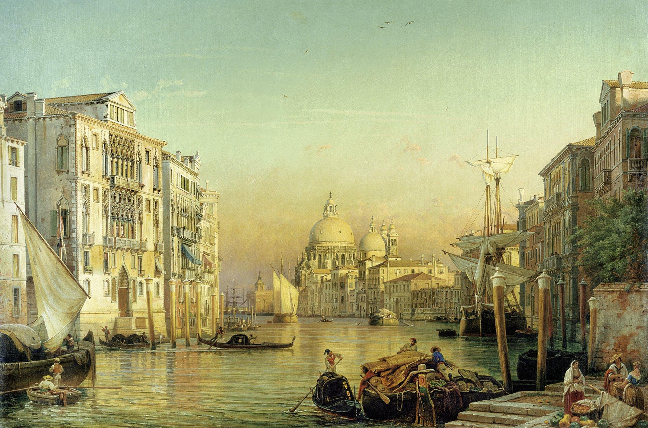 Ravensburger-17035-Nerly-Canale-Grande-Venedig-3000-Teile-Puzzle