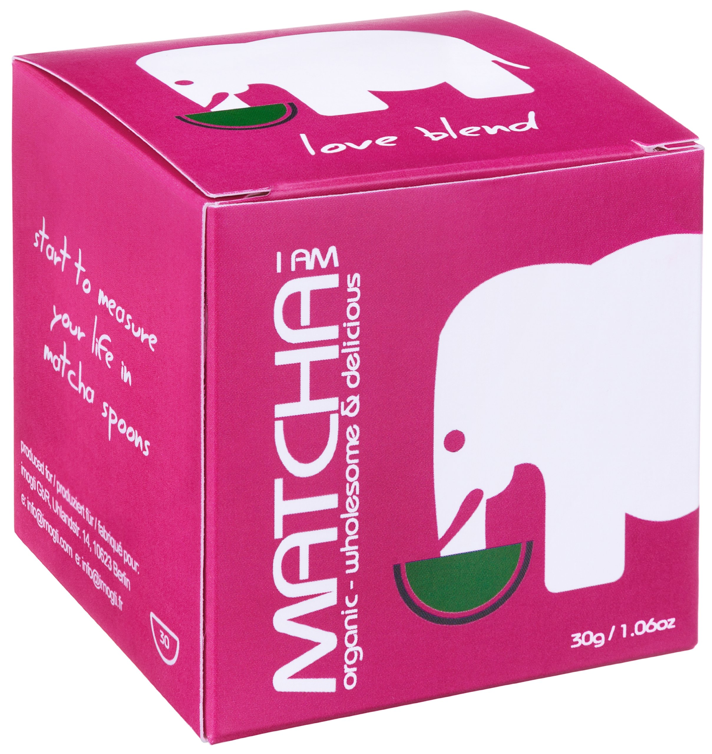 SOMMERAKTION-30g-Original-BIO-VEGAN-Matcha-Starter-Set-Markenprodukt-von-imogti-DLG-Prmiert-2016-30g-original-Bio-Matcha-Original-Matcha-Bambusbesen-Matcha-Lffel-geschenkt