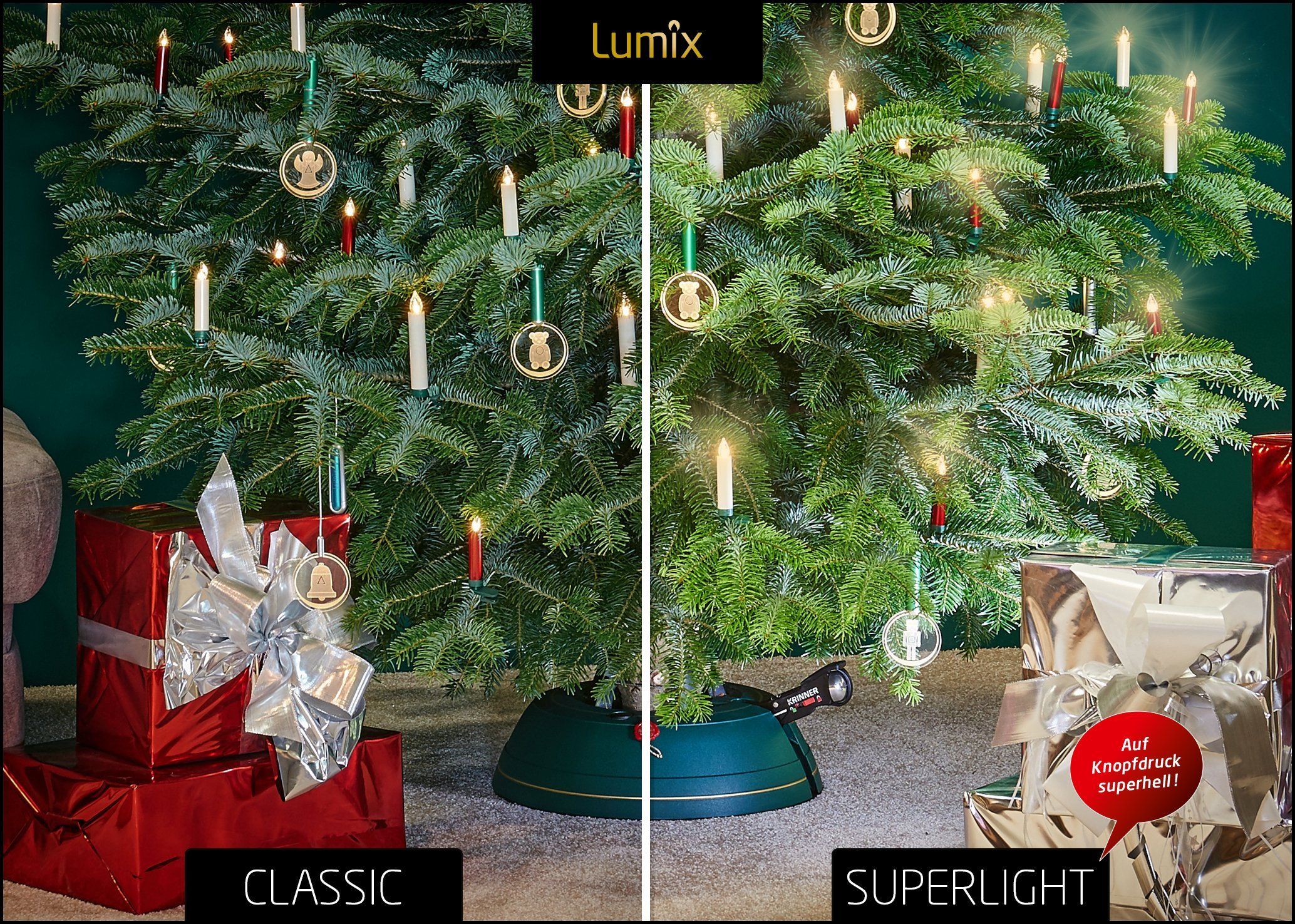 KRINNER-Lumix-Lumix-SuperLight-Crystal-kabellose-Mini-Christbaumkerzen-Basis-Set-ABS-Kunststoff-001-W-rot-15-x-15-x-9-cm